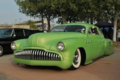 Mooneyes X-Mas Party 2016 (USautos98) Tags: 1949 buick leadsled traditionalhotrod streetrod kustom