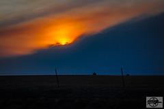 Stormy Sunset at Lyndon, KS (Mo-Pump) Tags: weather severeweather thunderstorm tornadowarning tornado tornadic squall line qlcs meso