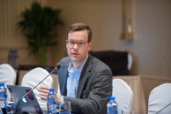 Broadband Commission Working Group on Technologies in Space and the Upper-Atmosphere, Spring Meeting 2017 (ITU Pictures) Tags: springmeeting2017 broadbandcommission inmarsat itu upperatmosphere satellite