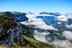 Misty Valley (Sébastien Locatelli) Tags: france mountains alps montagne alpes canon chartreuse fields l usm alpen peaks savoie ef 1740mm f4 6d 2015 granier sommets sébastienlocatelli