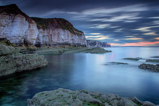 [Explored] Flamborough Head, Thornwick bay, Yorkshire. England.