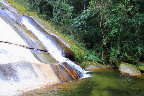 Cachoeira Santa Clara - Maringá de Minas