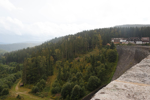 Barrage du Schwarzenbach-Talsperre