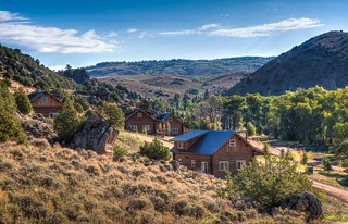 Wyoming Upland Hunting, Fishing, Horseback & Spa 1
