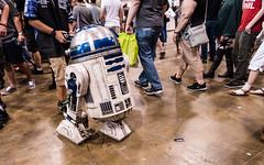 Fan Expo 2015 (MorboKat) Tags: toronto nerd starwars geek r2d2 comiccon droid comicconvention fanexpo fanexpocanada fanexpotoronto fanexpocan