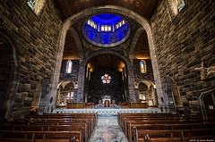 Inside the cathedral (D.A. Photo) Tags: galway nikon cathedral kathedrale irland eire innen inside d7000