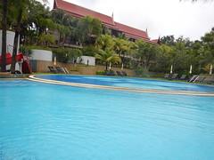 Zwembad in Krabi
