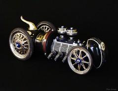 Dark Roast Roadster