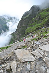 On way to Hemkund Sahib (Pradeep Thapliyal) Tags: india mountain sahib hemkund uttranchal uttrakhand hemkundsahib uttrakhandpilgrimage