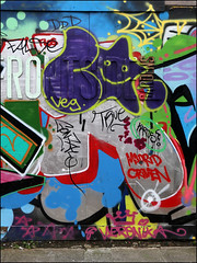 Lord (Alex Ellison) Tags: urban graffiti boobs lord graff eastlondon throwup ghz throwie