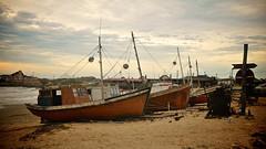 Uruguay, Playa del Diablo, Playa de los Pescadores