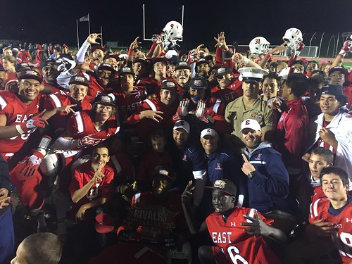 """East vs Highland • <a style=""""font-size:0.8em;"""" href=""""http://www.flickr.com/photos/134567481@N04/22172742192/"""" target=""""_blank"""">View on Flickr</a>"""