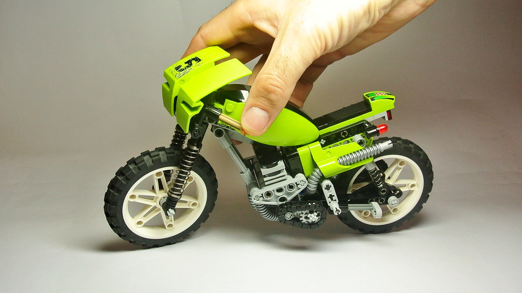 lego classic quad bike instructions