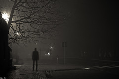 tyle sie zostao (czester251) Tags: autumn me night way ghost lonely noc jesie duch