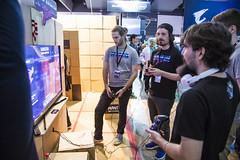 Swinburne at PAXAUS 2015 (Swinburne University of Technology) Tags: university technology gaming swinburne paxaus