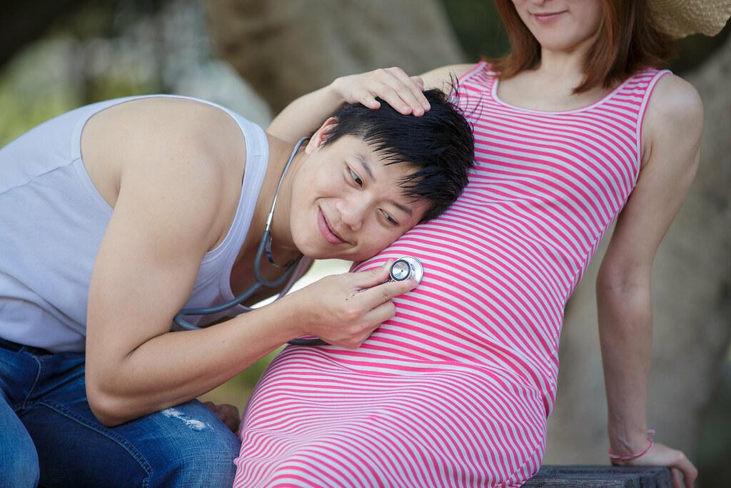 孕婦寫真,孕婦攝影,公園孕婦,稻田孕婦,海邊孕婦,時尚孕婦,Lion&Lys23