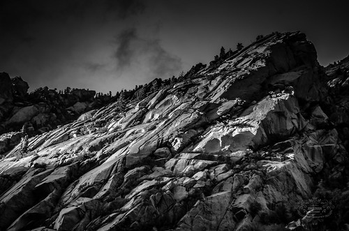 Granite Mountain - Little Cottonwood Canyon, Utah