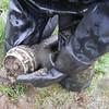 Aquala-Gülle5200 (Kanalgummi) Tags: rubber gloves drysuit slurry gummihandschuhe gülle gummianzug trockenanzug