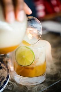 Tequila bong