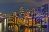 City Marina - 02091501 (Klaus Kehrls) Tags: abend wasser hamburg elbe schiffe hamburgerhafen nachtfotografie feuerschiff yachthafen thebestofthebest02