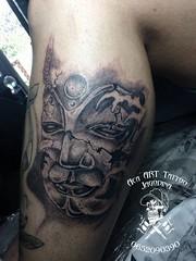 Aca Art Tattoo Jagodina Studio (Aca ART Tattoo Jagodina) Tags: art tattoo artist mask aca tatoo aleksandar jagodina maska tetovaza tetoviranje budizam tetovaze tattoojagodina tetovazejagodina