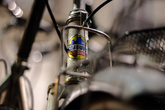 Vintage Bicycle Lejeune 1 (Nikan Likan) Tags: paris bicycle vintage 50mm asahi pentax lejeune f17