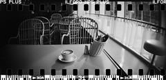 20151122-DSC_7118 (sarajoelsson) Tags: blackandwhite bw panorama film coffee 35mm lomo lomography sweden stockholm toycamera 35mmfilm hp5 135 vignetting ilford plasticlens filmphotography sprocketholes svartvitt sprocketrocket digitizedwithdslr