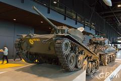 M24 Chaffee (Qdraw.nl foto's) Tags: tank transportation panzer chaffee m24 m24chaffee kx1838
