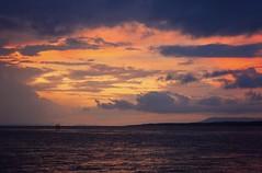 """""""Haz lo que sea para que no parezca amor"""" (IreeexDM) Tags: costa sol beauty de atardecer mar agua paisaje rica cielo nubes tortuga puesta aire isla libre anochecer oceano centroamerica"""