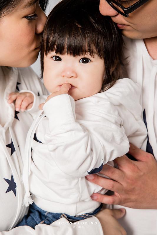 全家福,親子寫真,寶寶照