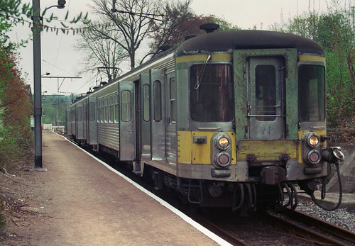 SNCB EMU, Géronstère