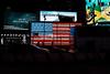 Stripes & Stars (Cedpics) Tags: nyc street flag newyorkcity usa night timessquare manhattan