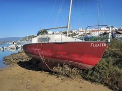 Project Boat... (preid01) Tags: portugal algarve alvor boat floater