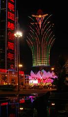 Casino Grand Lisboa, Macao B (Vincent Liew 53) Tags: macaosarchina macau 澳门 澳門