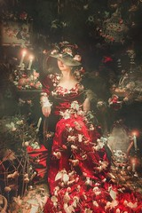 Le Monorium de Charly's Blood (Olga Valeska) Tags: olgavaleska conceptual art artistic abstract beauty beautiful colorful dream dreamy dark edgy fairy fineart fineartphotography fairytale faeries fairies folklore fall girl gothic light magic imagination love mythology onirism romantism portrait photography queen surreal symbolism tale whimsical wonderland mystic