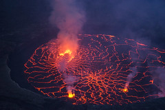 DSC06245 (Ninara31) Tags: kongo nyiragongo volcano gomo virungamountains vierungnationalpark lava virunga nationalpark