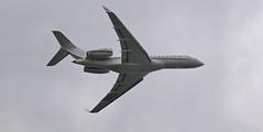 CS-GLA BOMBARDIER GLOBAL 6000 NEWCASTLE AIRPORT (toowoomba surfer) Tags: aircraft aviation executivejet businessjet corporatejet jet aeroplane