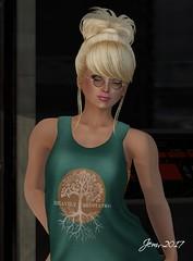 Physical (Jem Sternhall) Tags: amacciskin arte collabor88 erratic fashion glamorize ikon kccouture maitreya maxigossamer olivianewtonjohn rezology secondlife zaara