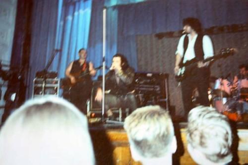 LITFIBA Auditorium Nevski Prospeckt Leningrado, URSS 1989 #litfiba #rock #newvawe #musica #music #sottosuolo #underground