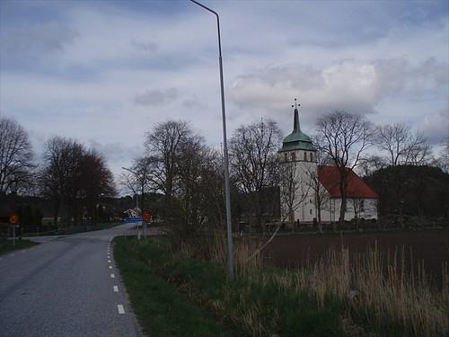 Bro kyrka 2008