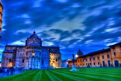 PISA (giannipiras555) Tags: pisa toscana duomo torre piazza cupola flickrelite