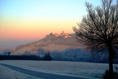 Clermont-Le-Fort dans un matin d'hiver (jpto_55) Tags: clermontlefort matin hiver givre paysage hautegaronne france xe1 fuji fujifilm fujixf55200mmf3548rlmois