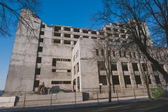 Deconstructing   Kaunas (A. Aleksandravičius) Tags: respublikosviešbutis vaiduoklis
