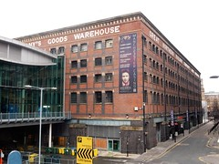 Manchester Warehouse (deltrems) Tags: manchester city centre buildings great northern railway companys goods warehouse gnr