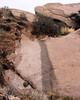 027 Trying The Next Reentrant (saschmitz_earthlink_net) Tags: 2017 california orienteering vasquezrocks aguadulce losangelescounty laoc losangelesorienteeringclub