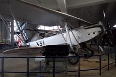 2016-12-09-042FD 331 (BringBackEGDG) Tags: dubendorf flieger flab museum fokker cve 331 swiss air force