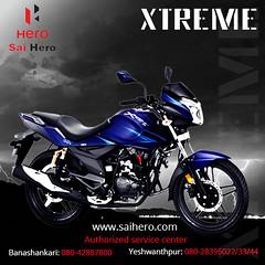 xtreme (saiheromotors) Tags: sai hero showroom motors
