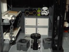 DSCF2226 (Nilbog Bricks) Tags: star wars lego moc minifigures stormtrooper base barracks