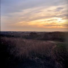Winter (davidgarciadorado) Tags: landscape 120 film fuji velvia rolleiflex planar zeiss diapositive slide positivecolorfilm reversal mediumformat madrid spain