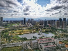 The park behind my compound (Alfred Life) Tags: 初四 青埔 qingpu 台灣 taiwan 青塘園 徠卡 華為 华为 summarit asph leica leicaduallenses summarith12227asph plus p9 huawei huaweip9plus summarith12227 徕卡 p9p